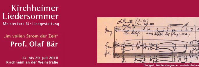 Kirchheimer Liedersommer